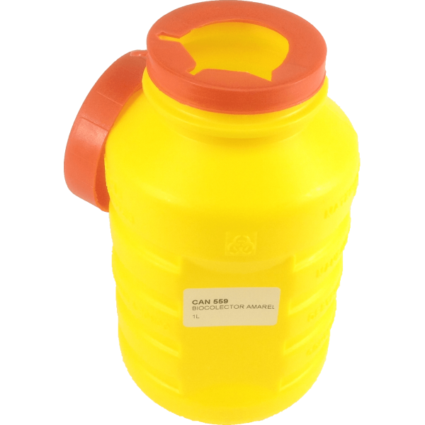 Container for Needles - Compact - 1L