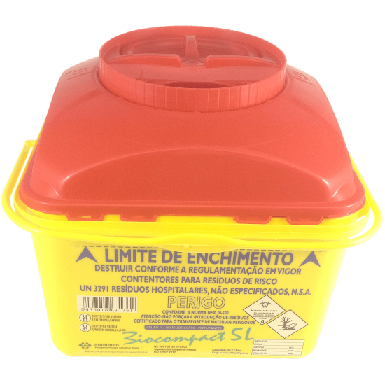 Container for Needles - 5L
