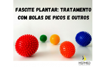 Plantar Fascitis: Treatment with spike balls and others