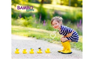 We are Green, with great Pride: Bambo Nature!