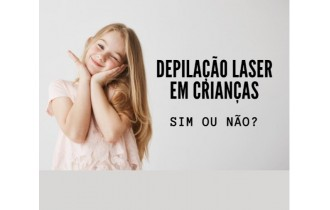Laser hair removal in children: yes or no?