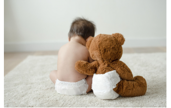 What types of dermatitis are most common in babies?