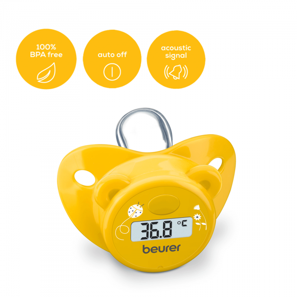 Digital Pacifier Thermometer BY 20 - Beurer