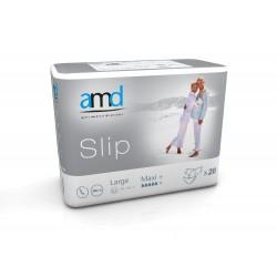 Pants AMD - Slip Maxi Plus  - Tamanho L - 20 unidades