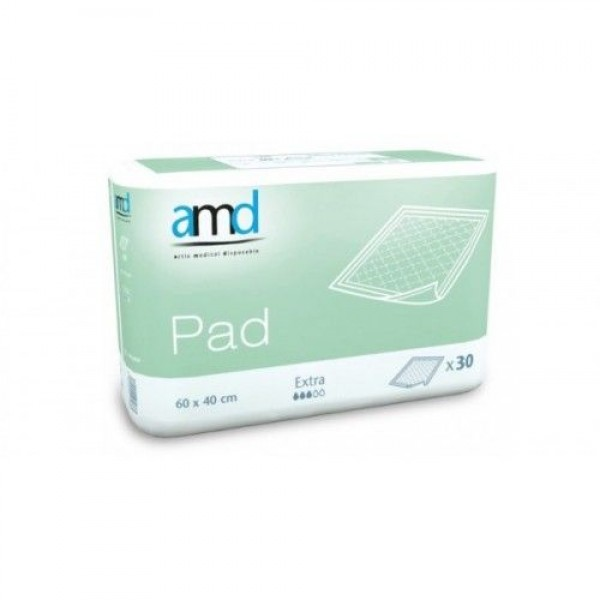 AMD - Bed Liners - 60x40cm - 30 units