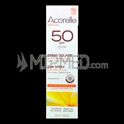 Acorelle Spray Sunscreen Cream - SPF50 - 100ml