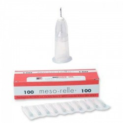 Luer Mesotherapy Needles - 27G - 4mm and 6mm