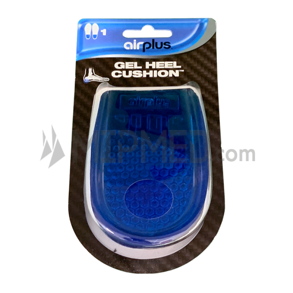 Gel Cushion Heel Insoles (Male and Female)