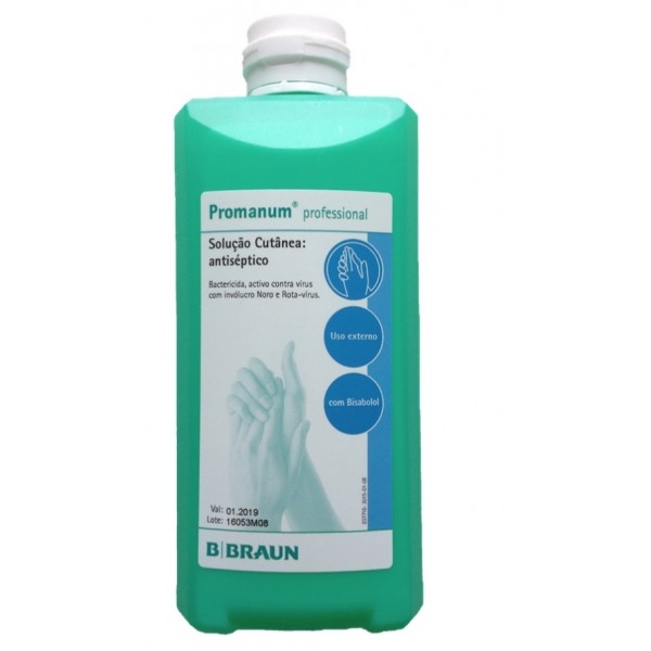 Hand Disinfectant Promanum - 500ml
