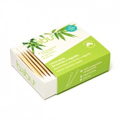 Bamboo Swabs - 100 units