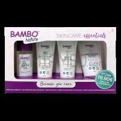 Coffret Skincare Essentials Bambo Nature