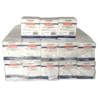 Box of 50 Non Woven Swabs - 10x10cm - 100 units