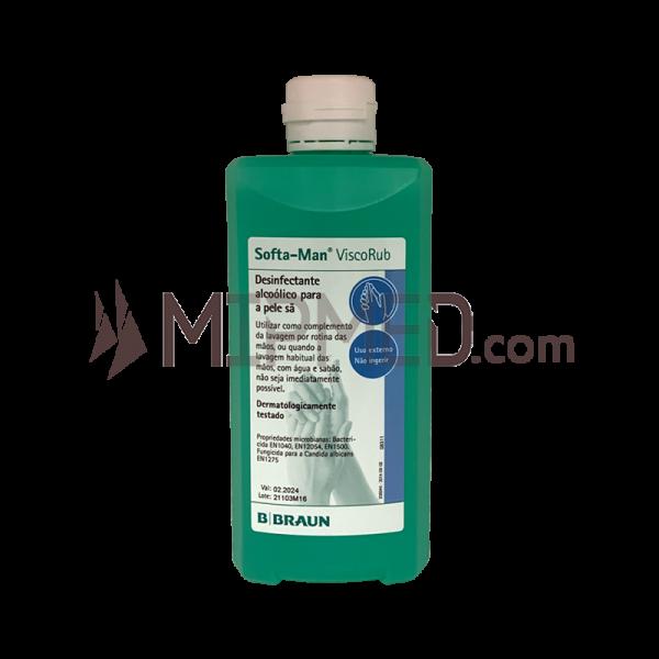 Hand Disinfectant Softa-Man (Promanum Gel) - 500ml