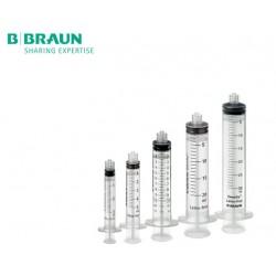 3-Pieces Sterilized Syringes B. Braun  - Luer Lock - 100 units