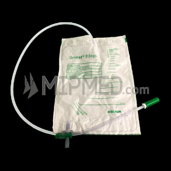 Urine Bag with Anti-Reflux Valve - 2L