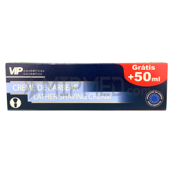 VIP Lather Shaving Cream - 150ml