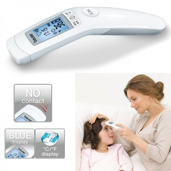 Non-Contact Infrared Thermometer - FT 90 - Beurer