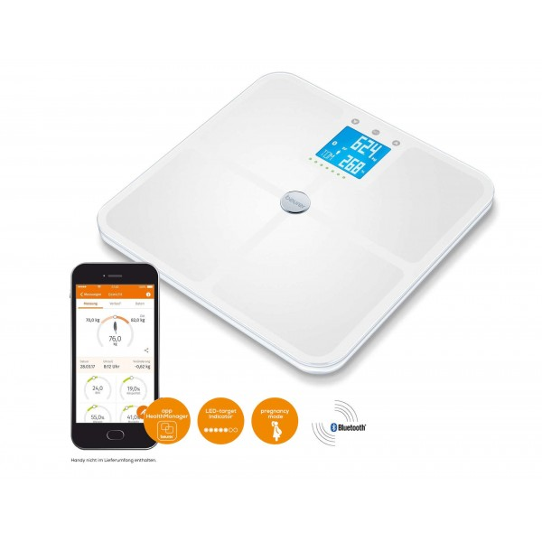 BF 950 Diagnostic Scale White - Beurer