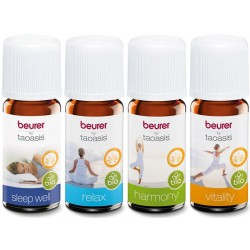 Water Soluble Essential Oils - OLEOS - Beurer