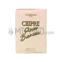 Cyprus Soap White Flowers - 100g