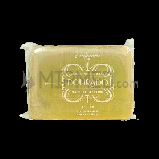 Golden Glycerin Soap - Confidence - 125g