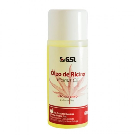 100% Natural Castor Oil - 60ml