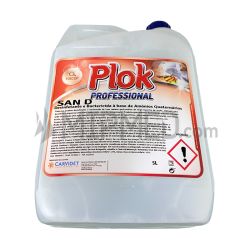 Sand D - Concentrated Carpet Disinfectant - 5L