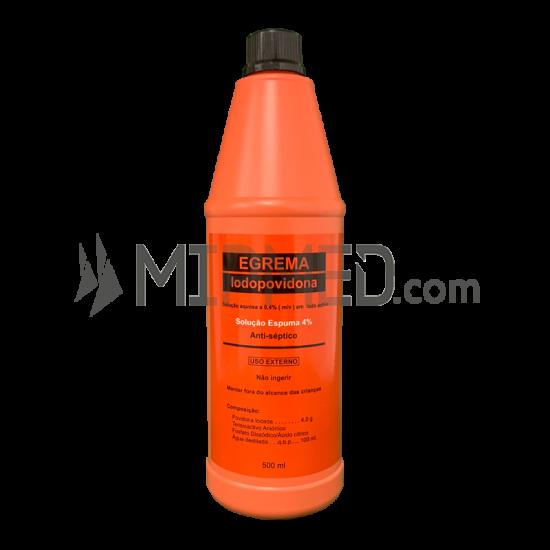 Povidone Iodine Foam Solution 4% - 500ml