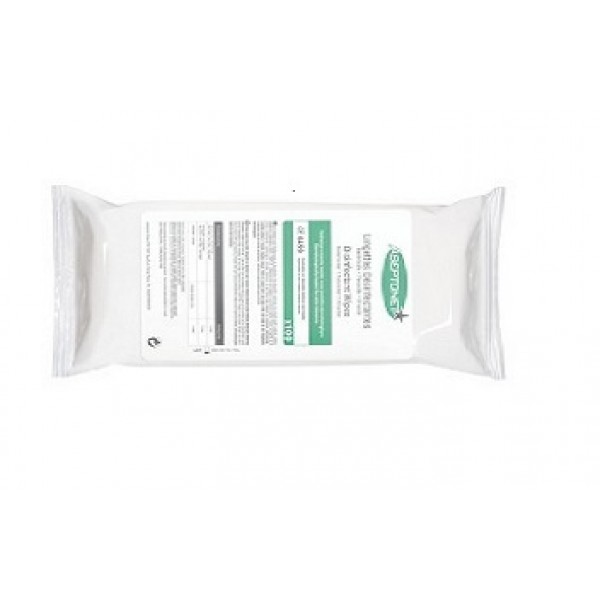 Aseptonet Disinfectant Wipes - Recharge - 100 units