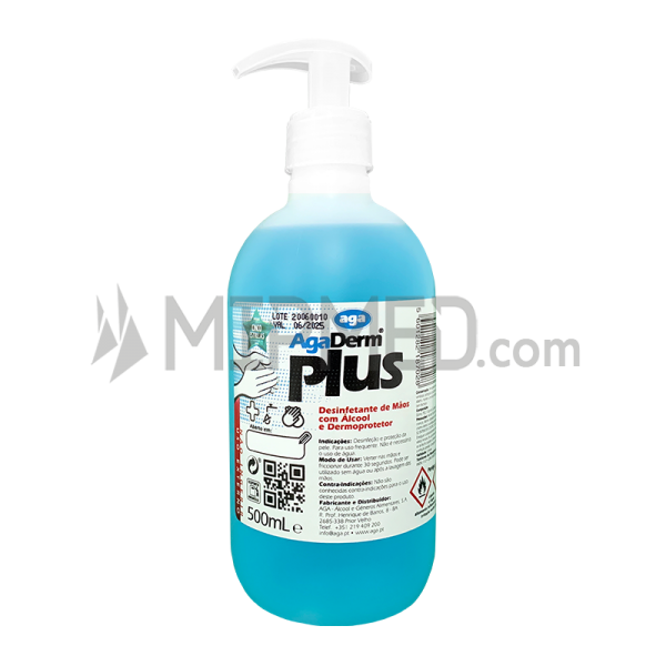 Agaderm Dermoprotection Disinfectant - 500ml