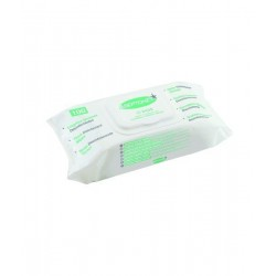 Aseptonet Disinfectant Wipes Malleable Dispenser - 100 units