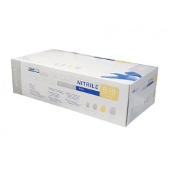 Nitrile Gloves - White - 100 units