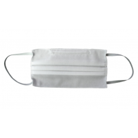 White Triple Layer Surgical Masks - Washable - 10 units