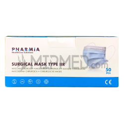 Triple Layer Surgical Masks- Type IIR - 98% - 50 units