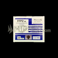 Masks FFP2 Type KN95 Black - 10 units