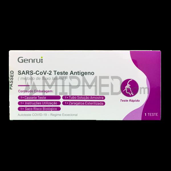 Genrui Covid-19 Antigen Autotest - 1 Unit