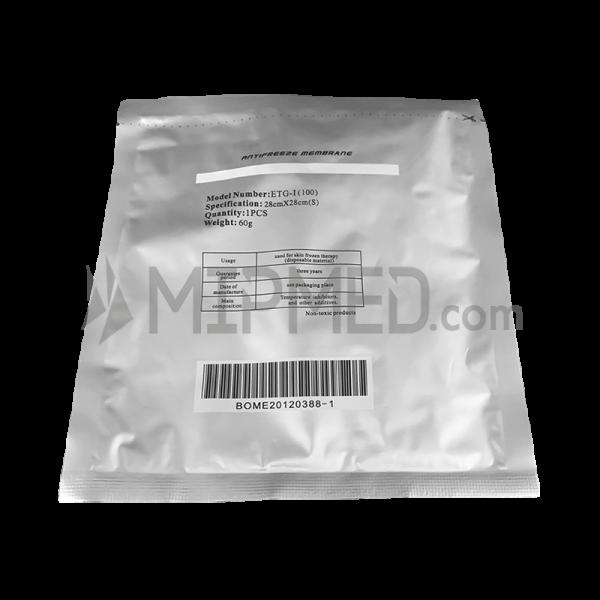 Antifreeze Membrane for Cryolipolysis - 28x28cm