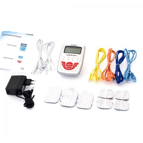 Electroestimulador Globus Premium 400