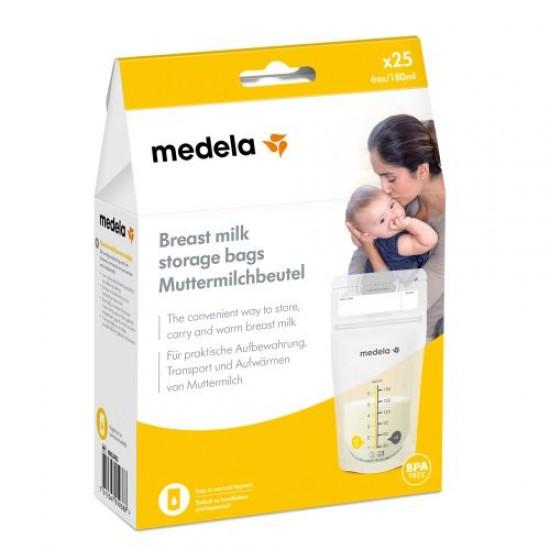 Breast milk storage bags - Medela