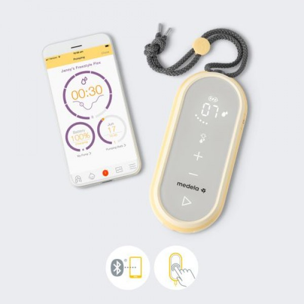 Electric double breast pump - Freestyle - Medela