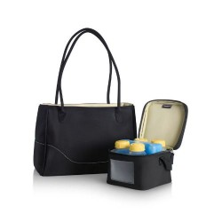 Cooler bag for extractors - City Style - Medela