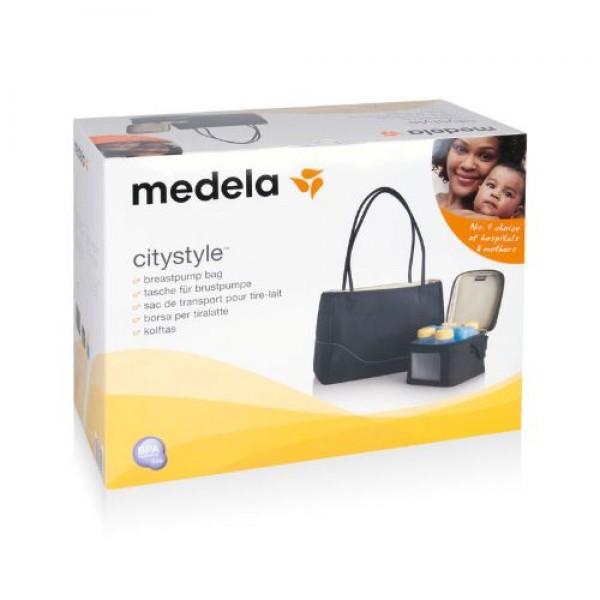 Cooler bag for extractors - City Style - Medela