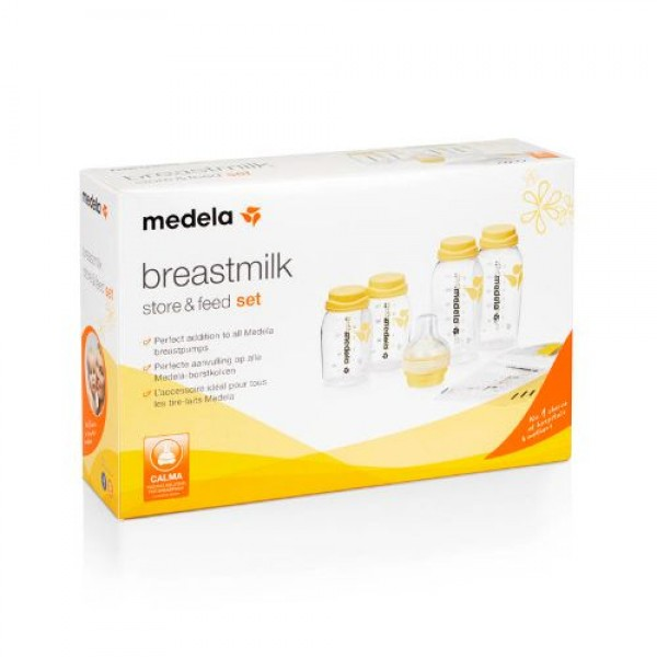 Collection and feeding set - Medela