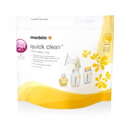 Sterilization bags - Quick Clean - Medela