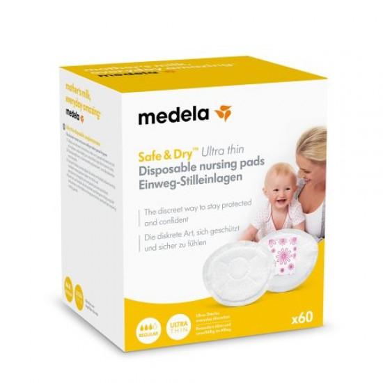 Disposable seios protector - Ultra Thin Safe & Dry - Medela