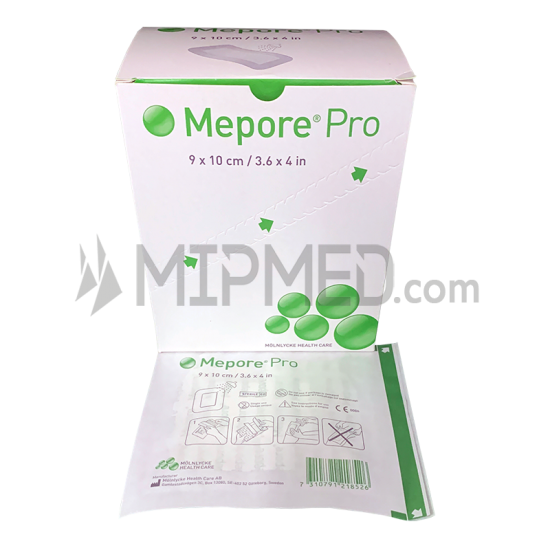 Mepore Pro surgical dressing - 10x9cm