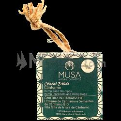 Musa Solid Hemp Shampoo - 50g
