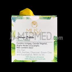Champo Solido Oily Hair and Anti-Dandruff Musa - 50g