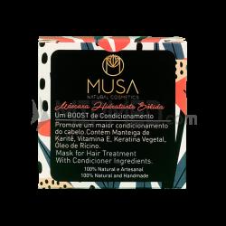 Musa Solid Moisturizing Mask - 40g
