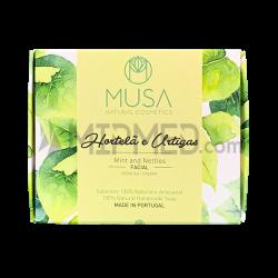 Musa Hoterlã and Nettles Facial Soap - 125g